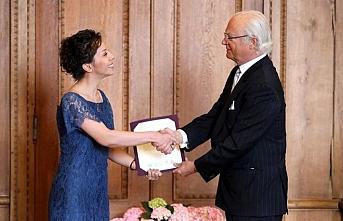 İsveç'ten Türk akademisyene 'Kraliyet Hanedanı' ödülü