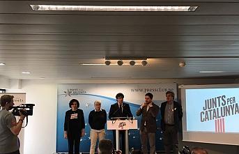 Katalan lider Puigdemont pes etmiyor