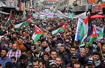 Kral 2. Abdullah'ın Kudüs siyasetine halktan destek