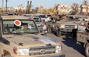 Kritik bölge General Hafter'den geri alındı
