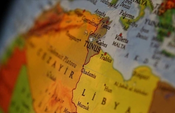 Libya'da UMH'nin Trablus Havalimanı çevresini bombaladığı iddia edildi