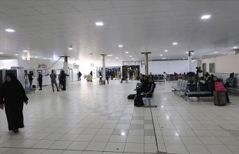 Libya'daki Mitiga Havalimanı'nda seferler durduruldu