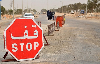 Libya-Tunus sınırında esrarengiz tutuklama