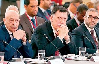 Libya'da üst düzey temaslar sürüyor