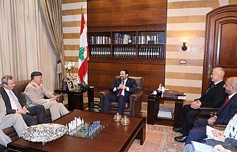 Lübnan ve İngiltere askeri iş birliği için masada