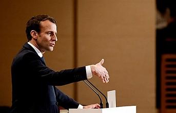 Macron, Suriye PKK'sının heyeti ile görüştü