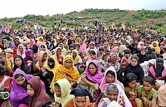 Malezya'ya geçmeye çalışan 115 Arakanlı mülteci durduruldu