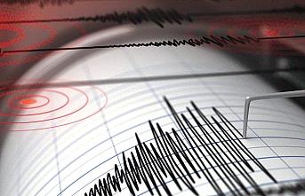 Marmaris'e 183 kilometre uzaklıkta 4,4 deprem