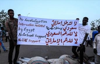 Mısır, BAE ve Suudi Arabistan'ın yardımını istemiyoruz
