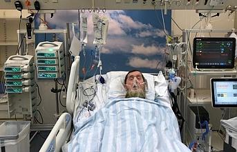 Muhalif Özbek din adamı Abid Nazar hastaneye kaldırıldı
