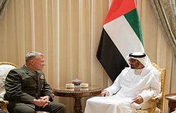 Muhammed bin Zayed ABD CENTCOM Komutanı ile görüştü
