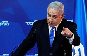 Netanyahu: 'Gazze Şeridi'ni Mahmud Abbas'a vermeyeceğim.'