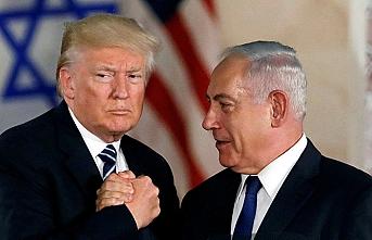 Netanyahu ile Trump, Batı Şeria'yı birlikte işgal edeceklermiş