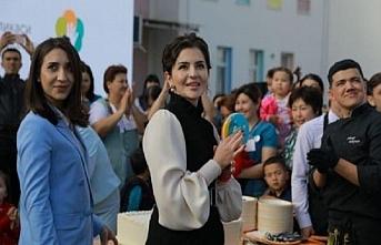 Özbek Cumhurbaşkanı kızı Said'i Bilgi Ajansı müdür yardımcısı atadı