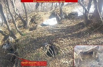 PKK'nın Diyarbakır'daki 11 sığınağı imha edildi