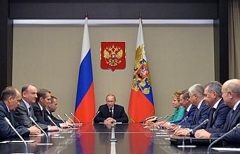 Putin, Rusya Güvenlik Konseyi'ni acil topladı