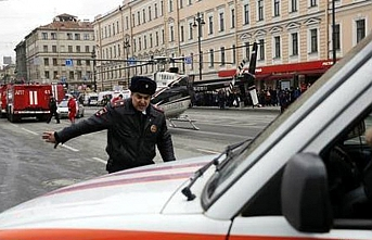 Rusya'da askeri binada patlama