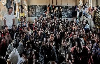 Senegal'de binden fazla mahkum af
