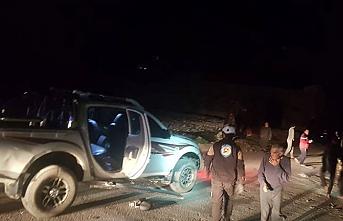 Suriye'nin Bab ilçesinde dün gece iki saldırı düzenlendi