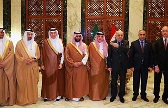 Suudi Arabistan'ın Bağdat Başkonsolosluğu açıldı