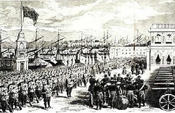 Tarihte Bugün (19 Nisan): Rusya, Osmanlı'ya savaş açacağını bildirdi