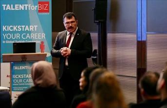 'Türkiye dünyadaki nitelikli insan kaynaklarıyla ilgileniyor'