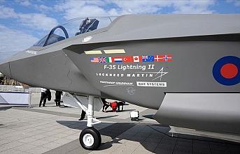 Türkiye'nin diğer iki F-35'i de teslim ediliyor