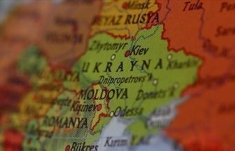 Ukrayna'da başkan adayları statta tartışacak