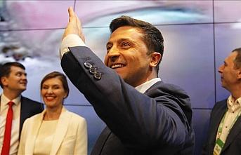 Ukrayna'nın yeni lideri Zelenskiy  Türkiye'de tatil yapacak
