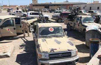 UMH birlikleri Trablus'ta ilerliyor