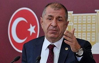 Ümit Özdağ parti görevinden istifa etti