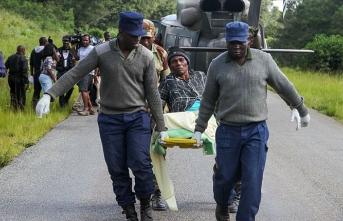 Zimbabve'de Idai kasırgasında ölenlerin sayısı 299'a yükseldi