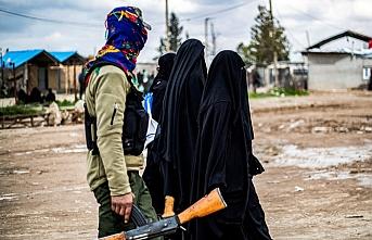 60 binden fazla DEAŞ militanı Hol Kampı'nda
