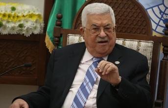 Abbas: Bahreyn'deki çalıştayın sonuçlarını kabul etmeyeceğiz