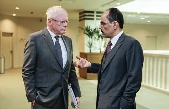 ABD Büyükelçiliğinden Jeffrey'nin Türkiye temaslarına ilişkin açıklama