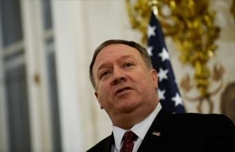 ABD Dışişleri Bakanı Pompeo, Rusya'da Putin ve Lavrov'la görüşecek