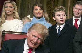 ABD Senatosu Trump'ın oğlunu ifadeye çağırdı