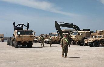 ABD, Dedeağaç'a 2 bin asker ile 700 araç sevketti