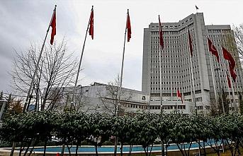 AB'nin Türkiye raporuna Dışişleri'nden ilk tepki