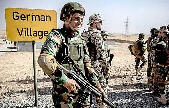 Alman ordusu Irak'taki eğitim faaliyetlerini durdurdu