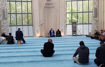 Almanya'daki DİTİB camilerinde mukabeleler başladı