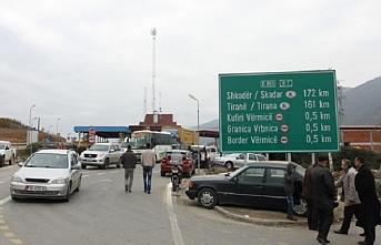 Arnavutluk ile Kosova arasındaki sınır kalksın çağrısı