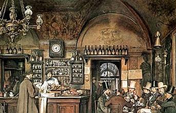 Avrupa'da ilk kahvehane Sadullah Paşa'nın!