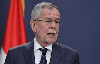 Avusturya Cumhurbaşkanı: Tek yol erken seçim