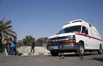 Bağdat'taki saldırıda ölü sayısı 7'ye yükseldi