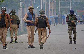 Cammu Keşmir'deki çatışmalarda 9 kişi hayatını kaybetti