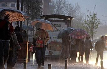 Çanakkale ve Balıkesir'de sağanak yağış bekleniyor