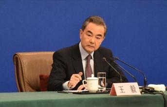 Çin'den ABD'nin İran yaptırımlarına tepki