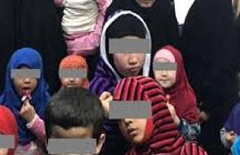 DEAŞ'lı ailelerin mağdur çocukları ülkelerine geri getirildi