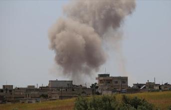 Esed rejiminin İdlib'e saldırılarında sivil kayıplar artıyor